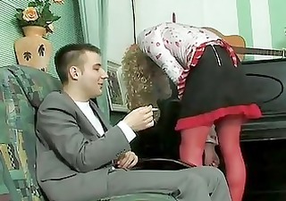 hawt cd maid screwed by legal age teenager host