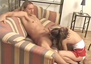 blonde chick katherine gets an extra... (s.y.d)