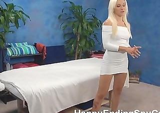 perfect massage girl caught on spy livecam