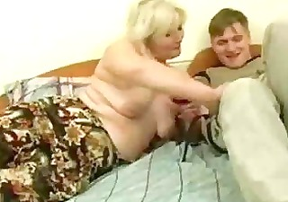 drunk d like to fuck enticed by youthful dude
