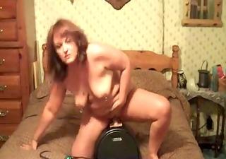 amateur sybian ride