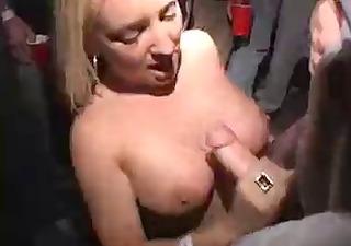 hardcore partyblowjob